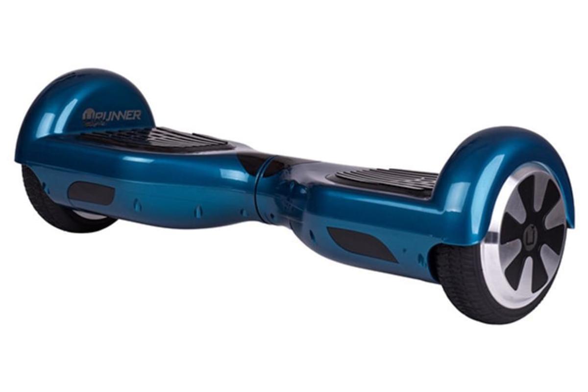 Bild 3 von URunner Smartboard,  Motorleistung von 330 Watt, Farbe Blau