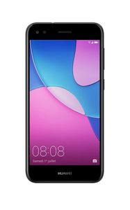 HUAWEI Y6 Pro 2017 Dual-SIM black Android 7.0 Smartphone