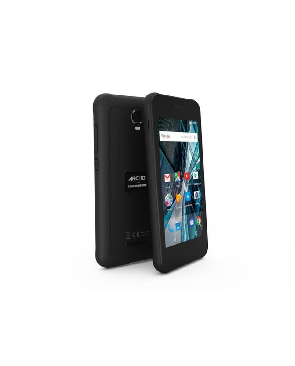 Bild 2 von Archos Sense 47X, 11,9 cm (4.7 Zoll), 1 GB, 16 GB, 13 MP, Android 7.0, Schwarz