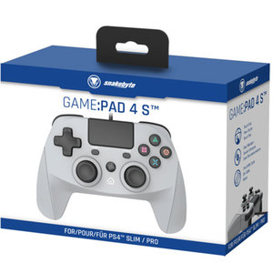 snakebyte Game:Pad 4 S grey
