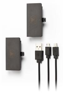Akku snakebyte Battery:Kit inkl. USB Kabel