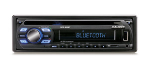 Caliber Autoradio CD/USB/SD/BT 1 DIN RCD122BT
