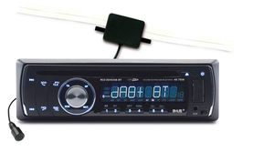 Caliber Autoradio CD/USB/SD-DAB+/BT 1 DIN RCD234DBT