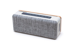 Thomson Bluetooth®-Lautsprecher WS04 - Farbe: Retro White; TH356106