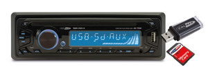Caliber Autoradio Usb/sd 1 Din Rmd069-3