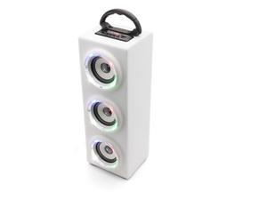 Caliber Tragbarer BT Lautsprecher HPG526BTL/W