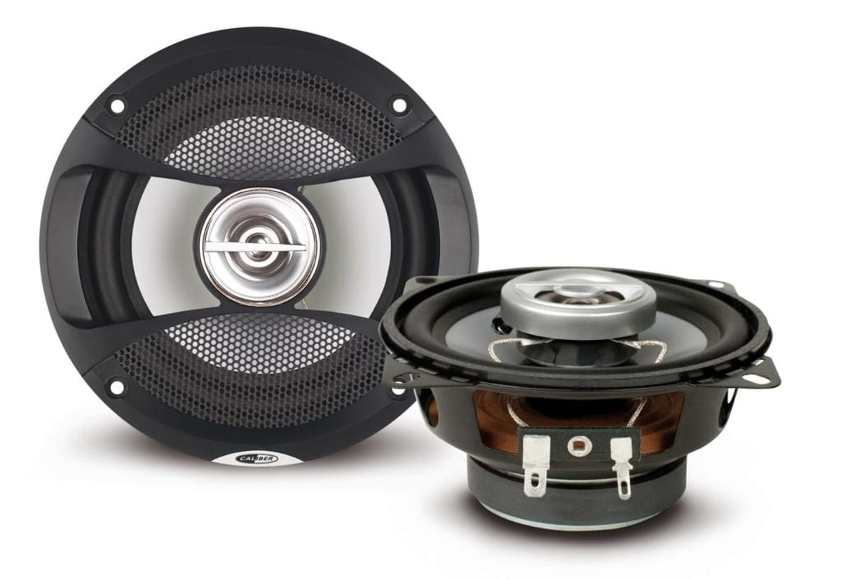 Bild 2 von Caliber 10Cm 2-Wege-Koaxial-Lautsprecher Cds10G