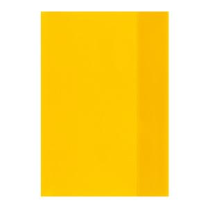 Herlitz Hefthülle A5, transparent gelb