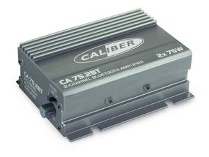 Caliber 2-Kanal-Verstaerker Mit Bt 12V Dc Ca75.2Bt 400W