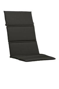 Kettler Basic Klappsesselauflage 120x50 , Farbe Grau uni