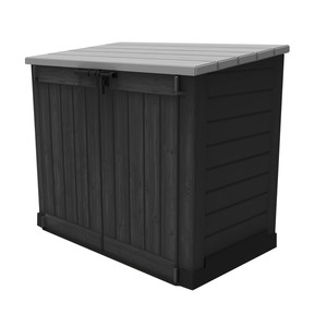 Keter Store It Out MAX Gartenbox, anthrazit/grau