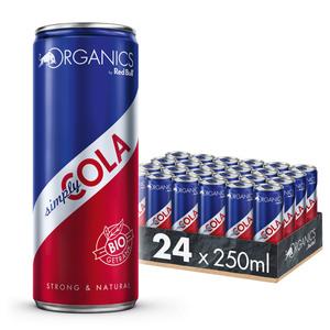 Organics by Red Bull Simply Cola 24 x 250 ml Dosen Getränke inkl. 6,00€ Pfand