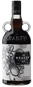 The Kraken Black Spiced Rum 40% Vol.