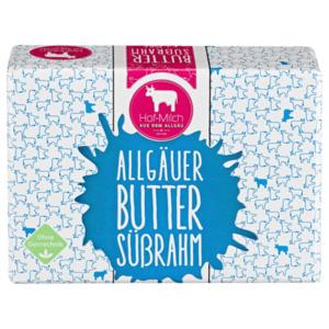 Allgäuer Hof-Milch Butter süßrahm 250g