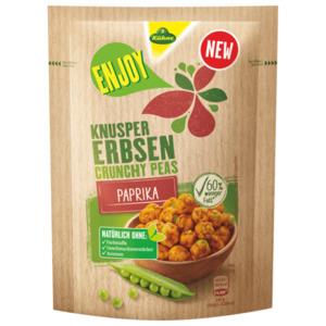 Kühne Enjoy Knusper-Erbsen Paprika 100g