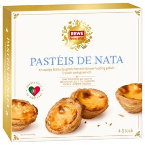 REWE Feine Welt Pastais de Nata 4x60g