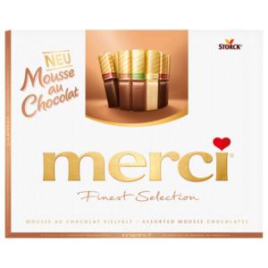 Storck Merci Mousse Chocolat 210g