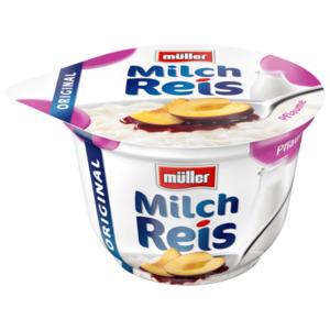 Müller Milchreis Pflaume 200g