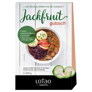 Lotao Bio Jackfruit Gulasch 200g