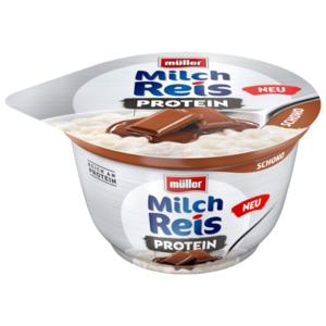 Müller Milchreis Protein Schoko 180g
