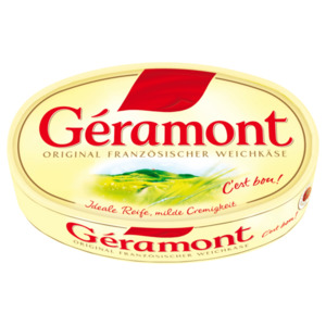 Géramont Weichkäse Classic