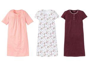 ESMARA® Lingerie Damen Nachthemd