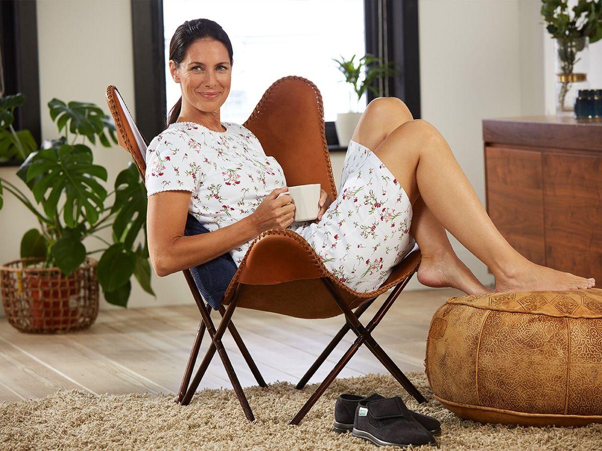 Bild 2 von SENSIPLAST® Damen Komfort-Hausschuhe