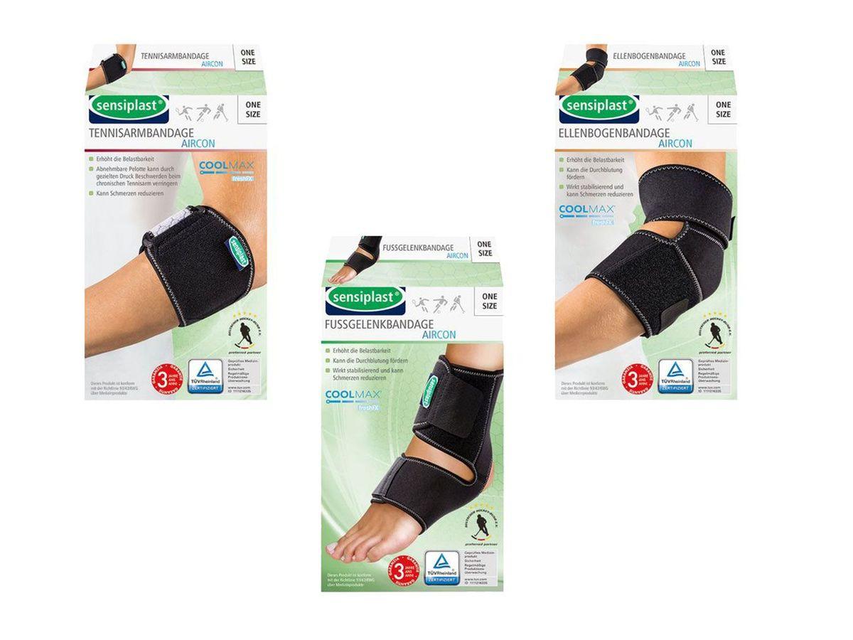 "Bild 1 von SENSIPLAST® Bandage ""AIRCON"""