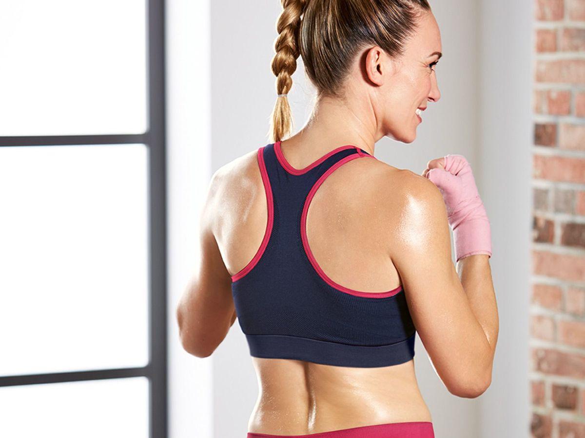 Bild 5 von CRIVIT® Damen Sportbustier, High Level