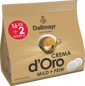 Dallma Crema dOro Pads + 2 Pads mehr, 126g