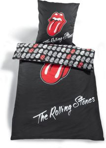 Rockband Bettwäsche  - The Rolling Stones