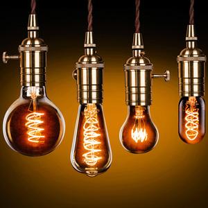 "I-Glow LED-Leuchtmittel ""Spiral-Filamente"""