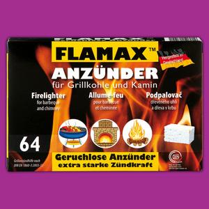 Flamax Grillkohle- & Kamin-Anzünder