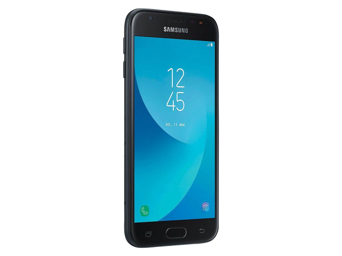 Bild 2 von SAMSUNG Galaxy J3 (2017) DUOS, schwarz