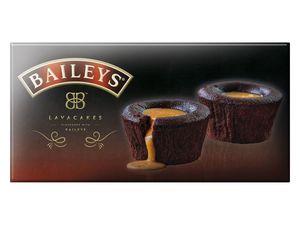 Baileys Lavacakes