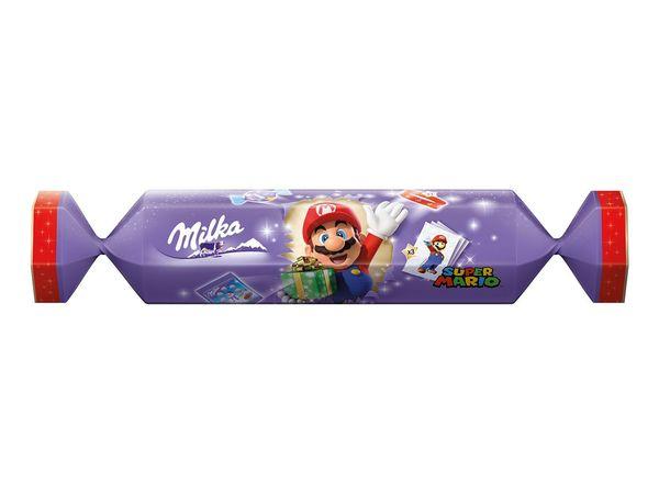 Milka Super Mario Geschenkbonbon
