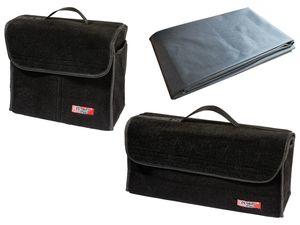 ULTIMATE SPEED® Kofferraumtasche/Antirutsch und Schmutzfangmatte