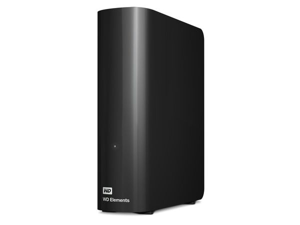 Western Digital WD Elements Desktop 3.0 4TB Externe Festplatte