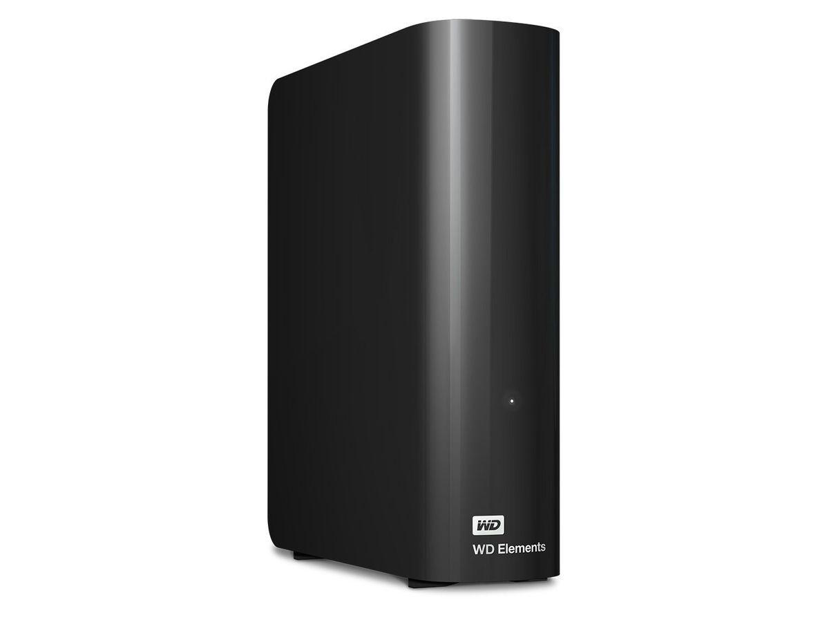 Bild 2 von Western Digital WD Elements Desktop 3.0 4TB Externe Festplatte