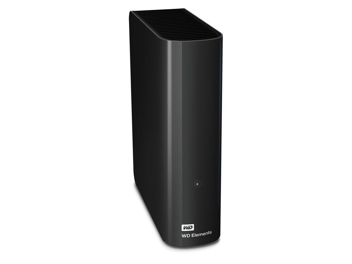 Bild 3 von Western Digital WD Elements Desktop 3.0 4TB Externe Festplatte