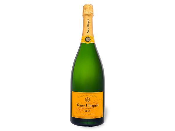 Veuve Cliquot Yellow Label Magnum Champagner