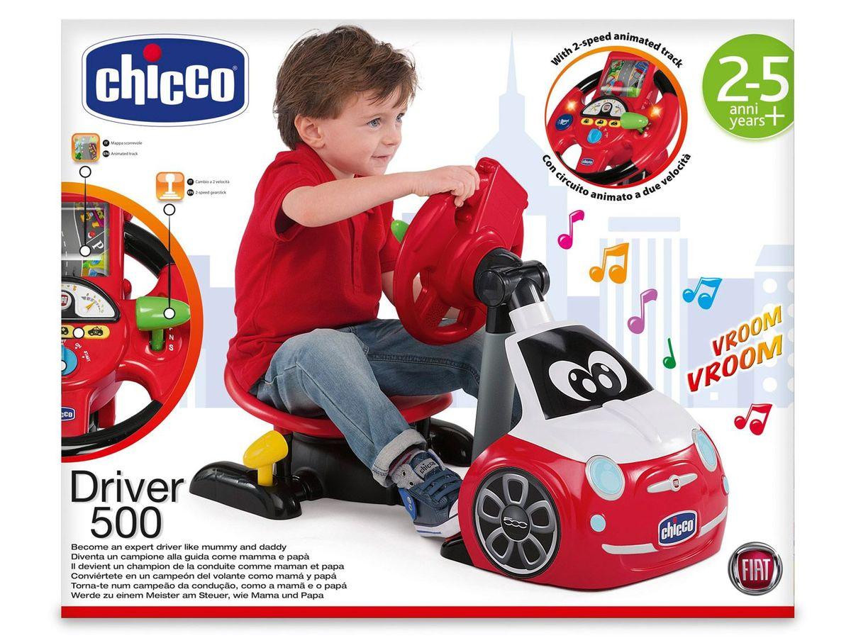 Bild 2 von Chicco Fiat 500 Driver