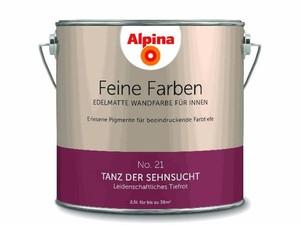Alpina Feine Farbe No. 21   B-Ware
