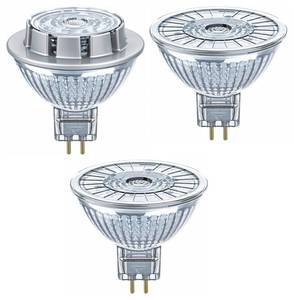 LED Superstar MR16 12V Reflektorlampe. dimmbar Osram