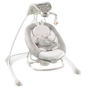 Ingenuity - Babywippe InLighten Cradling Swing & Rocker, Twinkle Tails