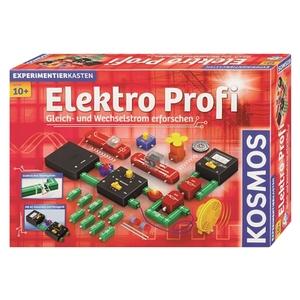Kosmos - Experimentierkasten: Elektro Profi