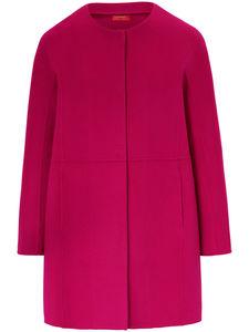Jacke aus hochwertigem Material-Mix Laura Biagiotti Donna pink
