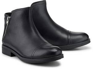 Bootie J Agata C von Geox in schwarz für Mädchen. Gr. 33,34,36,37,38,39