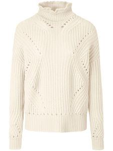 Pullover aus 100% Kaschmir FTC Cashmere weiss