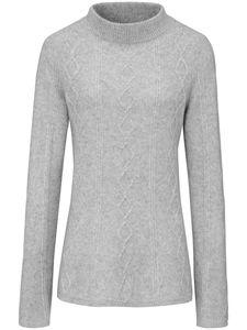 Pullover aus 100% Kaschmir Laura Biagiotti Donna grau